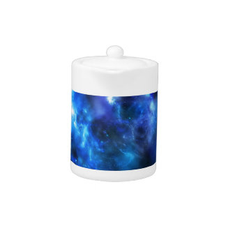 Blue Galaxy Print