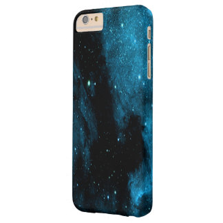 Blue Galaxy Print Phone Case