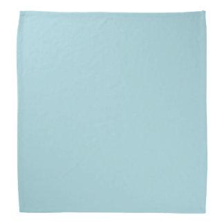 Blue Garter - Pale Baby Blue Uptown Girl Designer Bandanas