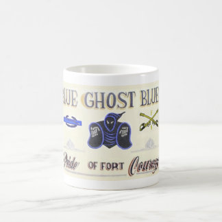 Blue Ghost Blues sign Coffee Mug