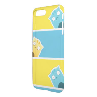 Blue Ginger Cat Clearly™ Deflector Smartphone Case