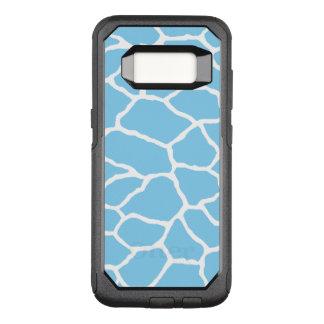 Blue Giraffe OtterBox Galaxy S8 Case