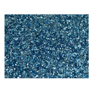 BLUE GLITTER PRODUCTS ~ for HOLIDAYS or Any Day! Postcards