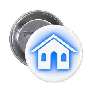 blue glow home button