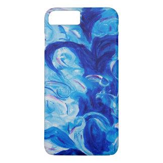 Blue Goddess iPhone 8 Plus/7 Plus Case