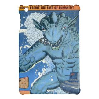 Blue Gorgo iPad Mini Cover