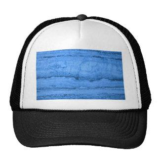 Blue granite cap