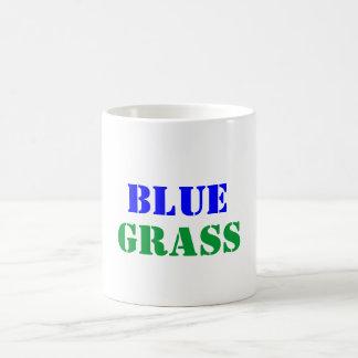 BLUE, GRASS MUGS