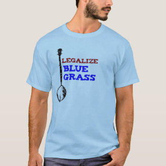 Blue Grass! T-Shirt