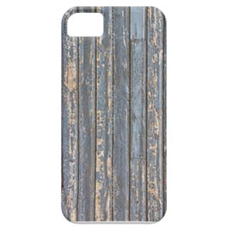Blue Gray Clapboard iPhone 5 Cases