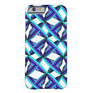 Blue Green Ivory iPhone 6/6s Case