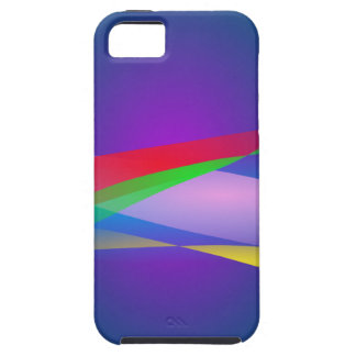 Blue Green Minimalism Abstract Art iPhone 5 Cases