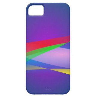 Blue Green Minimalism Abstract Art iPhone 5/5S Cases