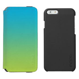 Blue & Green Ombre Incipio Watson™ iPhone 6 Wallet Case