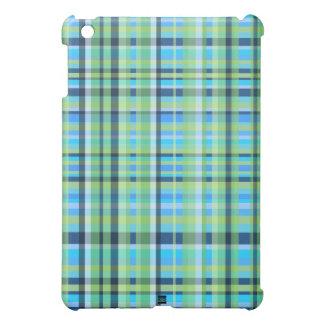 Blue Green Plaid iPad Speck Case iPad Mini Case