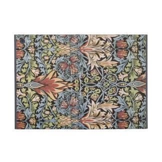 Blue Green William Morris Tapestry iPad Mini Cover