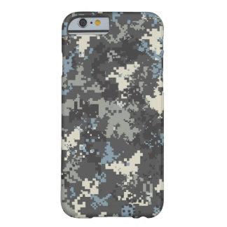 Blue Grey iPhone 6 case camo case
