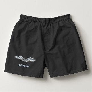 Blue-grey Wings Boxers
