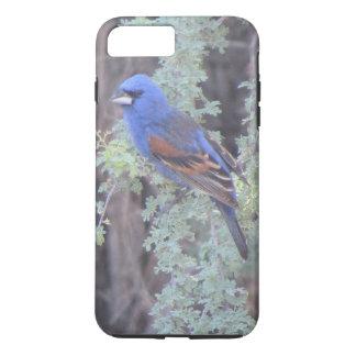Blue Grosbeak iPhone 8 Plus/7 Plus Case