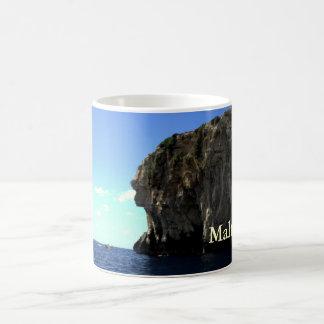 Blue Grotto, Malta Coffee Mug