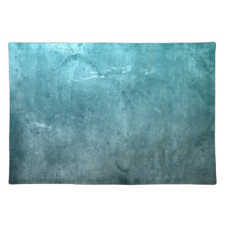 BLUE GRUNGE PLACEMAT