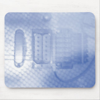Blue Guitar Mouse Pad