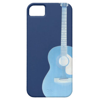 Blue Guitar Phone Case
