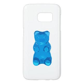 Blue Gummybear Illustration