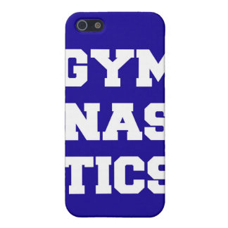 Blue Gymnastics iPhone Case iPhone 5 Covers