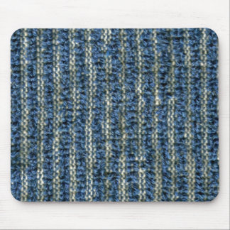 Blue Hand Towel Texture Mouse Pads