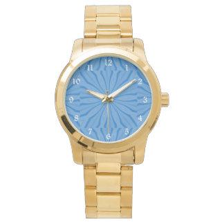 Blue Hanukkah Streaks Watch