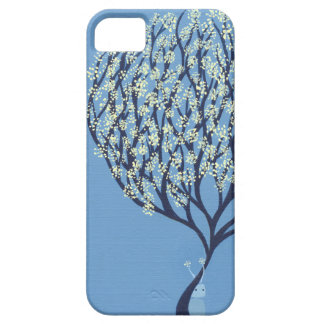 Blue Happy iPhone 5 Covers
