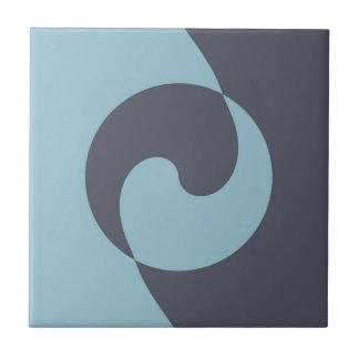 Blue Harmony Tile