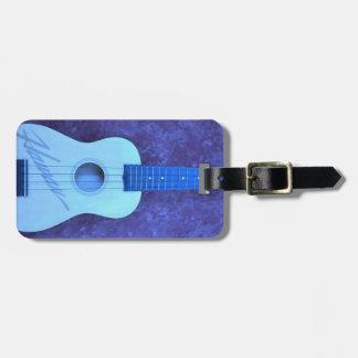 Blue Hawaii Luggage Tag