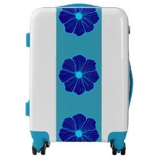 Blue Hawaii Travel Hawaiian Luggage Suitcase Gift