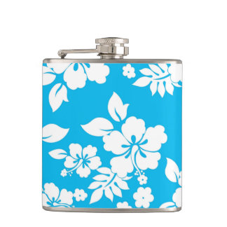 Blue Hawaiian Flasks