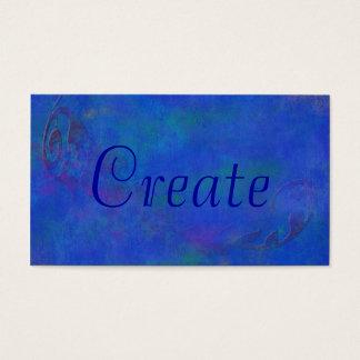 Blue Haze Affirmation Cards