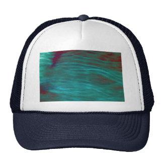 Blue haze trucker hats