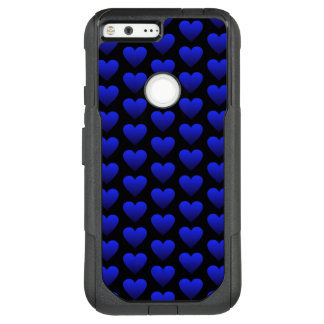 Blue Heart Google Pixel XL Otterbox Case
