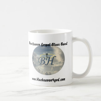Blue Heaven Gospel Blues Band 15 oz. Coffee Mug