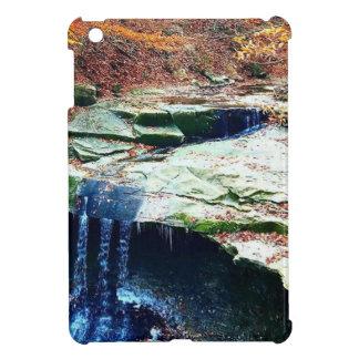 Blue Hen Falls Cuyahoga National Park Ohio iPad Mini Covers