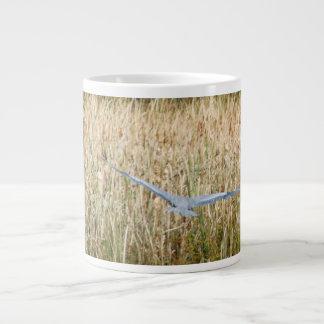 blue herring camo mug 20 oz large ceramic coffee mug