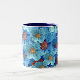 Blue Himalayan Poppy Gift Mug