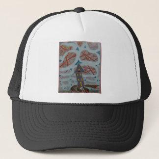 Blue Holes Trucker Hat