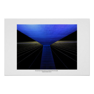 Blue horizon posters