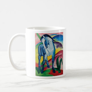 Blue Horse I by Franz Marc Coffee Mug