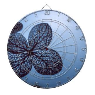 Blue Hydrangea Dartboard