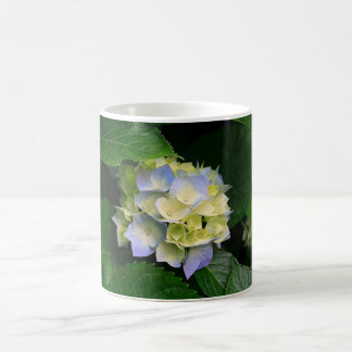 Blue Hydrangea Delight  11 oz. mug