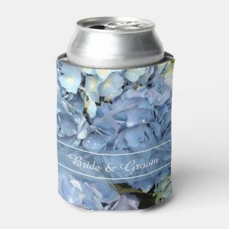 Blue Hydrangea Floral Wedding Favor