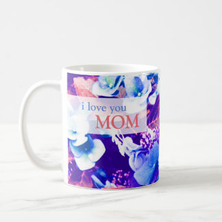 Blue Hydrangea Flower For Mothers Day Coffee Mug